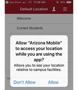 UA App Push Notifications