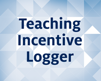 Teaching Incentive Logger