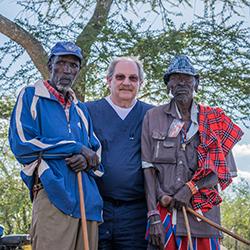 Dr. Beyda in Kenya