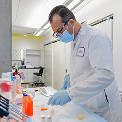 Ali Fattahi, PhD, Works with the VIFAS Technology