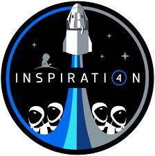 SpaceX Inspiration4 Logo