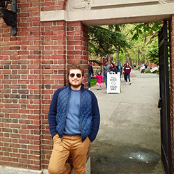 Amir at Harvard
