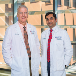 William Cance, MD, and Mital Patel, MD