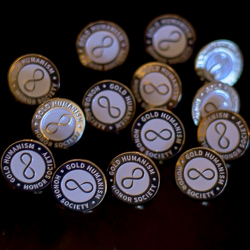 Gold Humanism Honor Society Pins