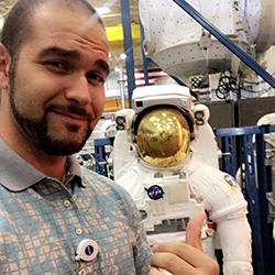 Aintablian at NASA