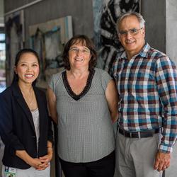 Nguyen, Dr. Hunt and Dr. Cartsonis