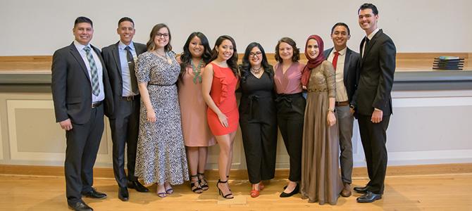 The Pathway Scholars Class of 2019