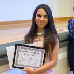 Pathway Scholars Student Celina Virgen