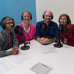 Episode One of the reimagine Medicine Podcast