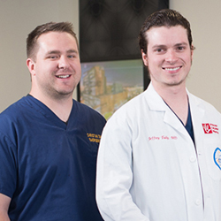 Christian Dameff, MD, and Jeff Tully, MD
