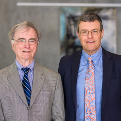 Drs. Raymond Woosley and Steven Curry