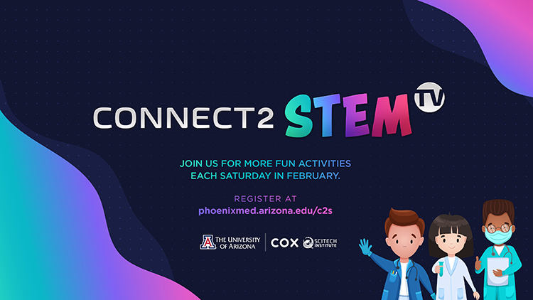Connect2STEM TV Promo for 2021