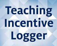 Teaching Incentive Button