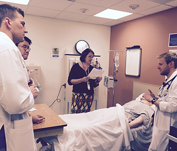 Internal Medicine Residency - Simulation | The University of