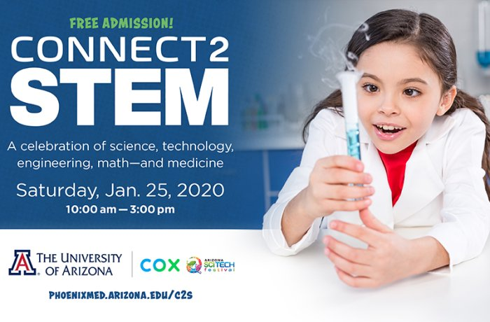 Connect2STEM 2020 Graphic