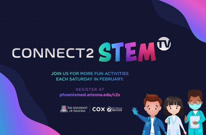 Promo Art for Connect2STEM TV