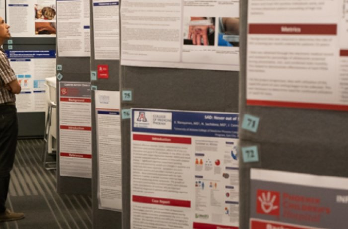 Poster Presentation at 23rd Academic Excellence Day