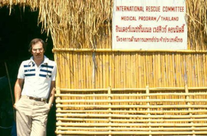 David Beyda, MD, on a His Trip to Cambodia