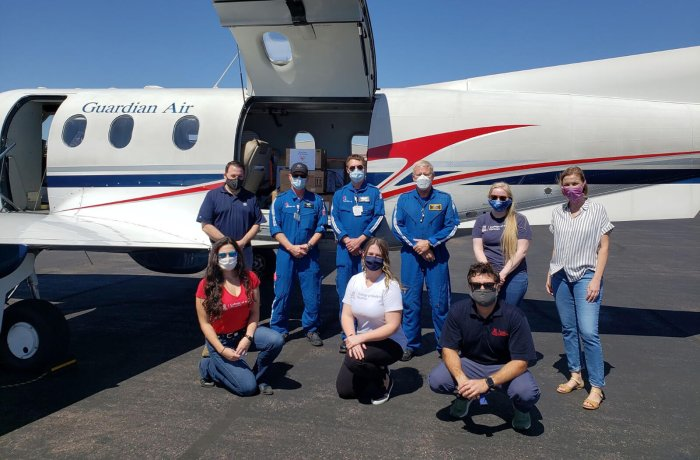 University of Arizona College of Medicine – Phoenix's Operation Pegasus Project