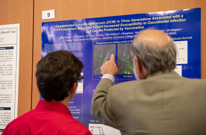 Poster Presentations at the reimagine Health: Is My Fate in My Genes? Research Symposium
