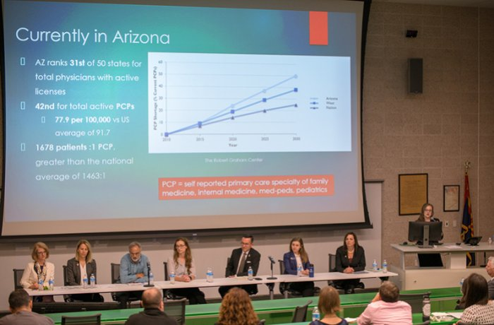 Arizona Primary Care Advocacy Panel Discussion