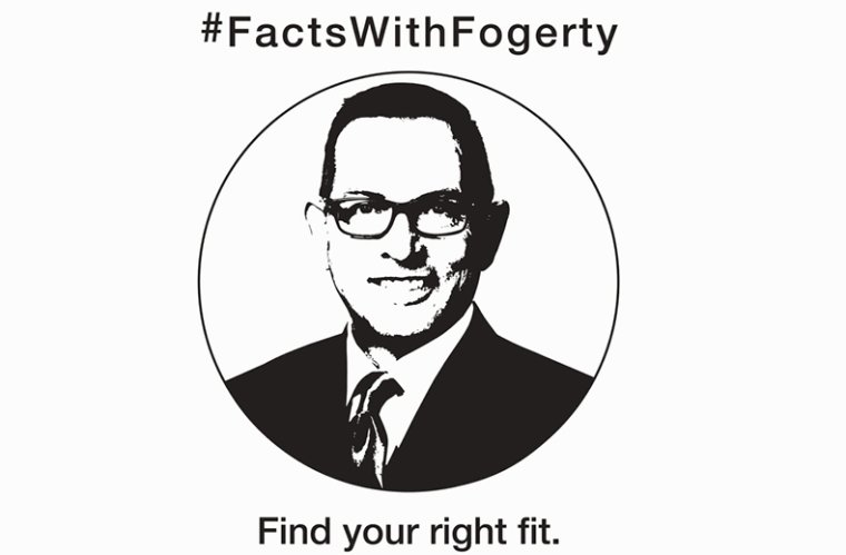 Facts with Fogerty Logo