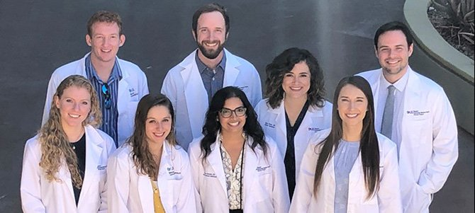 Family Medicine Residency Class of 2022