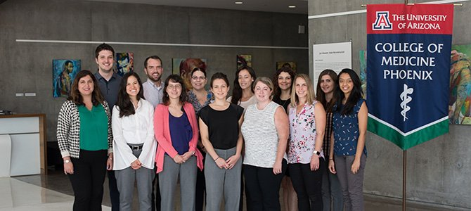 Members of the Faculty Development Fellowship Program
