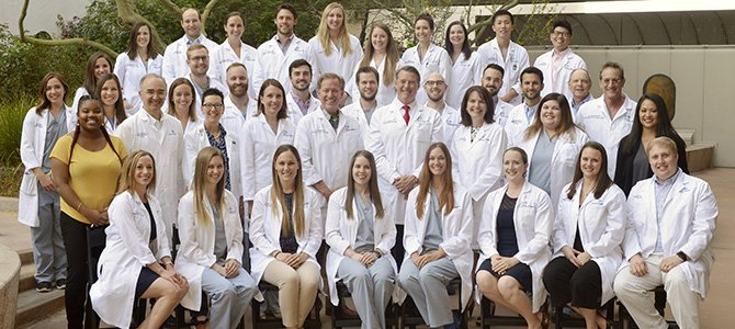 Obstetrics and Gynecology Residency Faculty and Residents