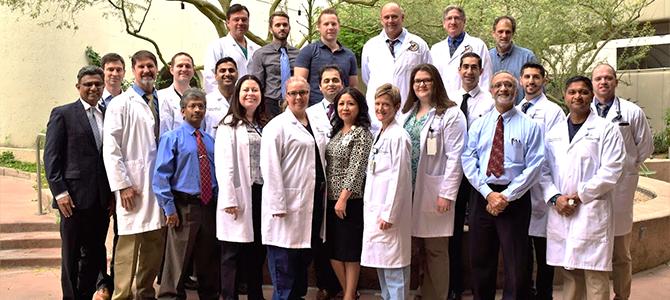 Pulmonary/Critical Care Medicine Fellowship - Who We Are